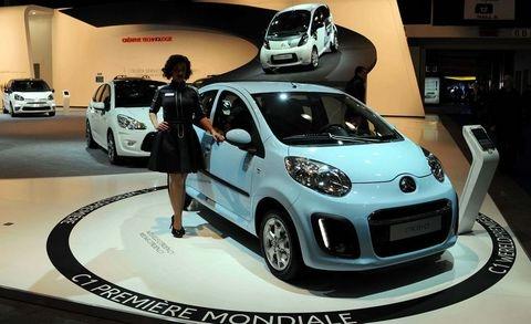 2012 araba modelleri 1