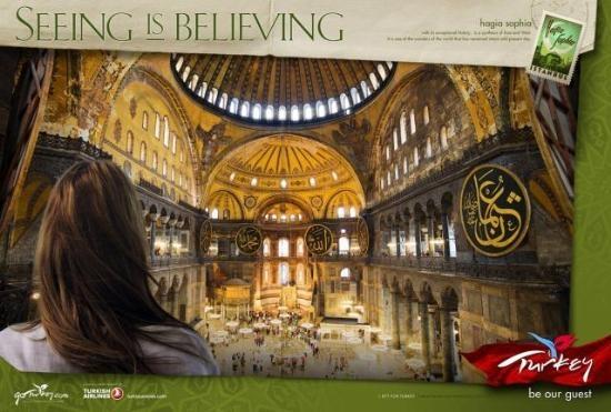 Türkiye'yi tanıtacak 10 afiş 1