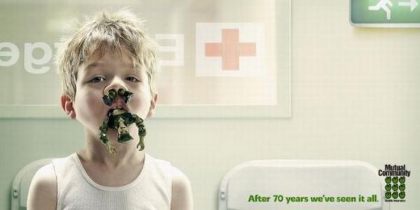 İşte en sıra dışı reklamlar 19