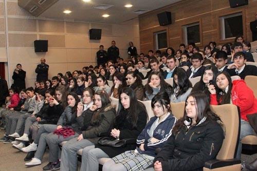 Gebze'de bağımlılık seminerleri 5