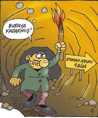 Mart 2012 Gündem Karikatürleri 3