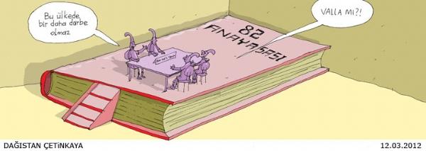Mart 2012 Gündem Karikatürleri 4