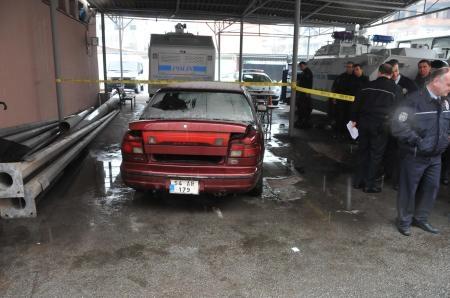 Otomobilin Bagajından Ceset Çıktı 1
