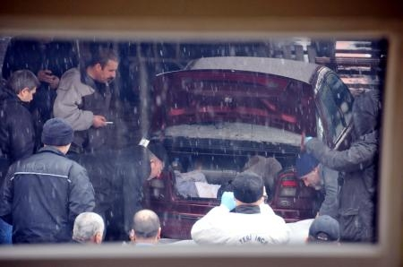 Otomobilin Bagajından Ceset Çıktı 2