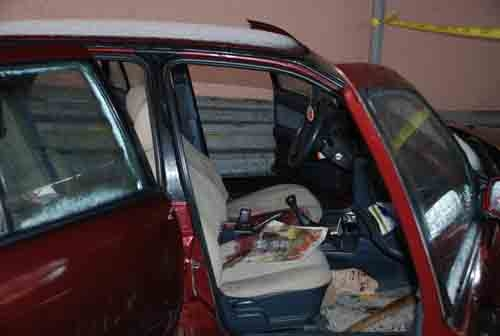 Otomobilin Bagajından Ceset Çıktı 4