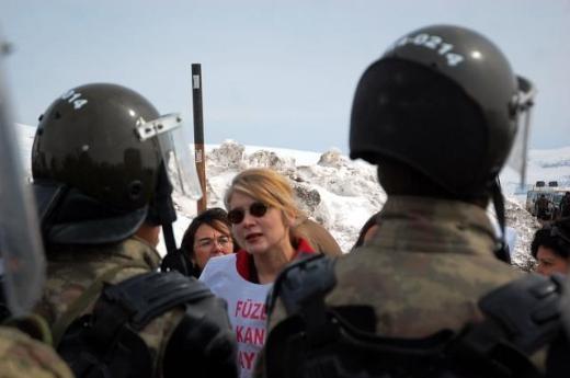 CHP'li Kadın Vekiller Kürecik'te 2