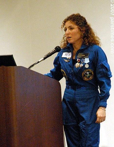 İranlı Uzay Kaşifi Anousheh Ansari 1