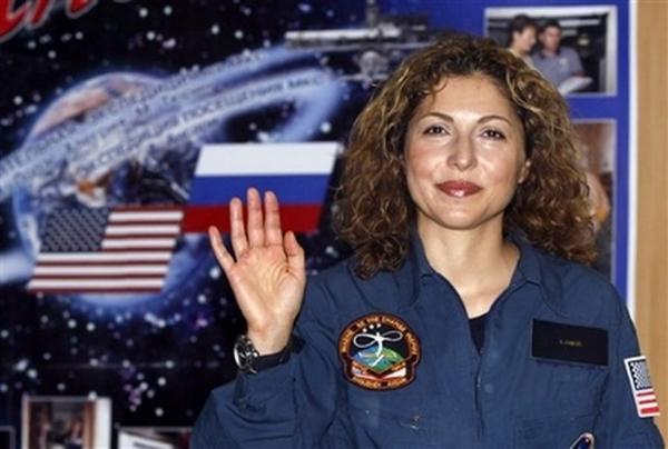 İranlı Uzay Kaşifi Anousheh Ansari 5
