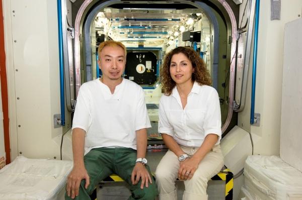 İranlı Uzay Kaşifi Anousheh Ansari 6