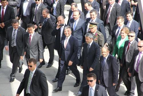 Cumhurbaşkanı Gül Kocaeli'nde 2