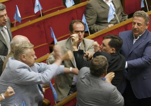 Unutulmaz Meclis Kavgaları 1