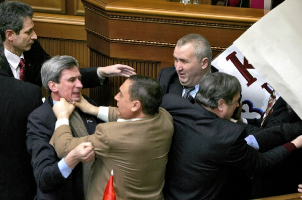 Unutulmaz Meclis Kavgaları 2