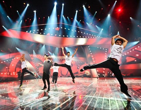 Eurovision'da Bonomo rüzgarı! 11