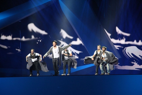 Eurovision'da Bonomo rüzgarı! 2