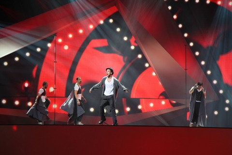 Eurovision'da Bonomo rüzgarı! 5