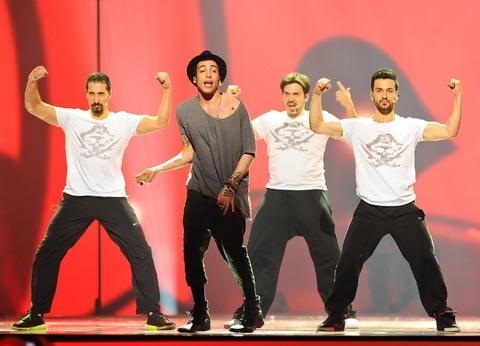 Eurovision'da Bonomo rüzgarı! 7