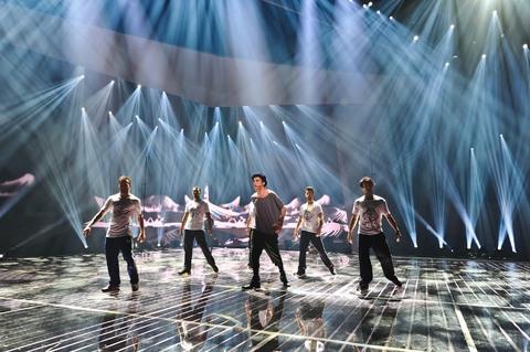 Eurovision'da Bonomo rüzgarı! 8