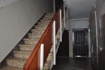 Şiddetli yağış su vanasını patlattı 3