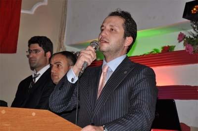 Fatih Erbakan Dilovası'nda 3