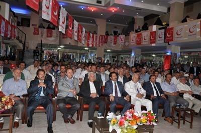 Fatih Erbakan Dilovası'nda 6