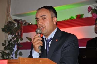 Fatih Erbakan Dilovası'nda 9