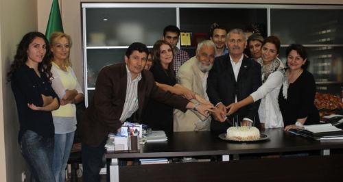 Marmara Gazetesi 11 yaşında! 6