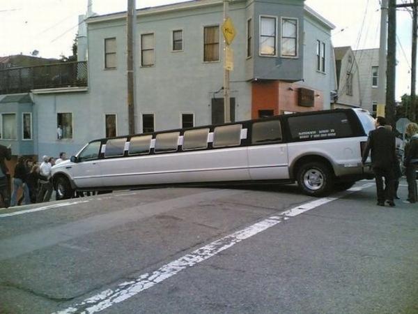 İlginç Araba Kazaları 14