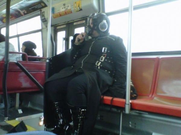 Metroda İlginç Kareler 10