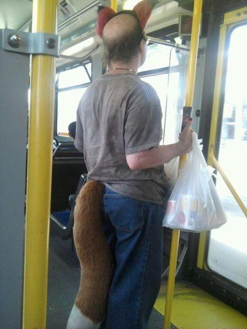 Metroda İlginç Kareler 3