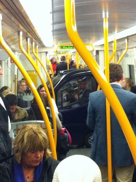Metroda İlginç Kareler 5