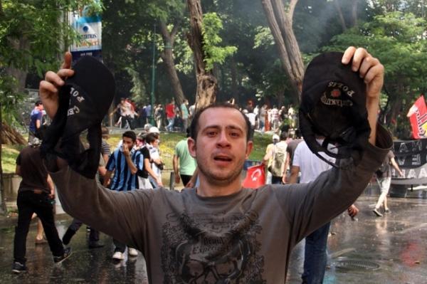 Gezi parkına direniş! 25