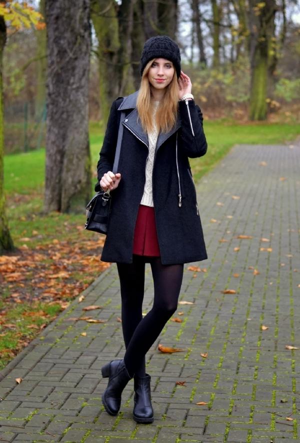 2014 kış sokak modası 15