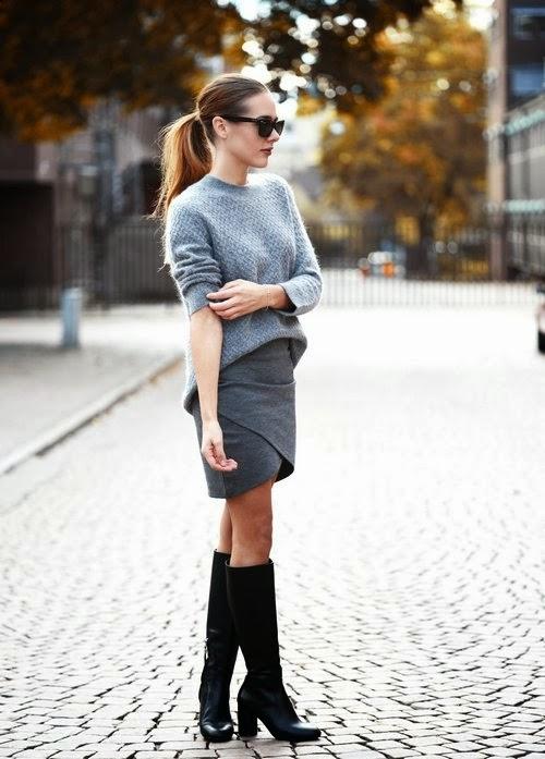 2014 kış sokak modası 16