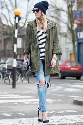 2014 kış sokak modası 2