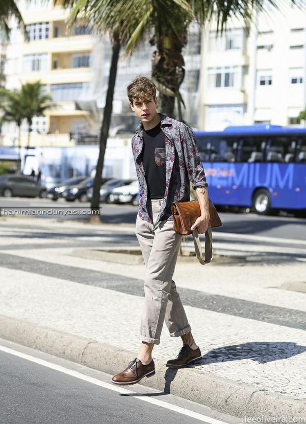 2014 kış sokak modası 3