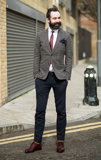 2014 kış sokak modası 8