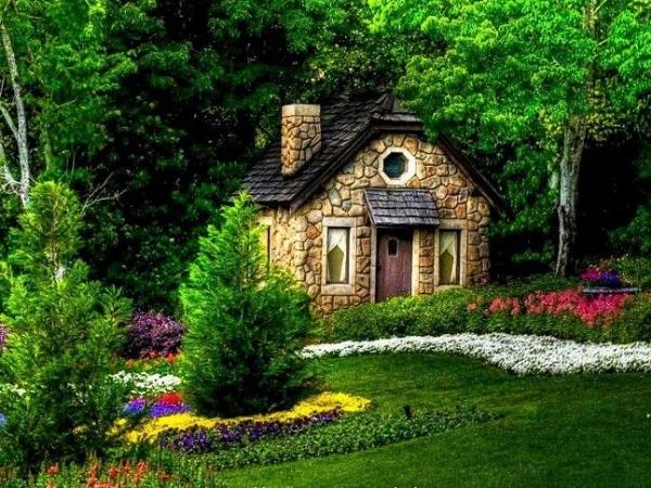 En sıradışı evler 1