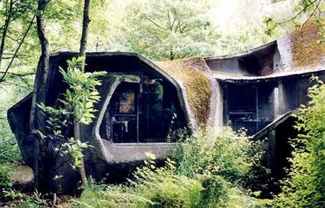 En sıradışı evler 4