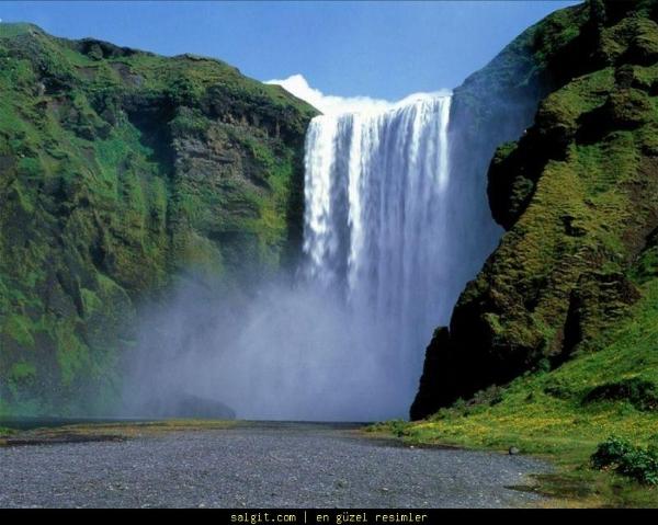 Yeşilin su ile birleşen güzelliği 9