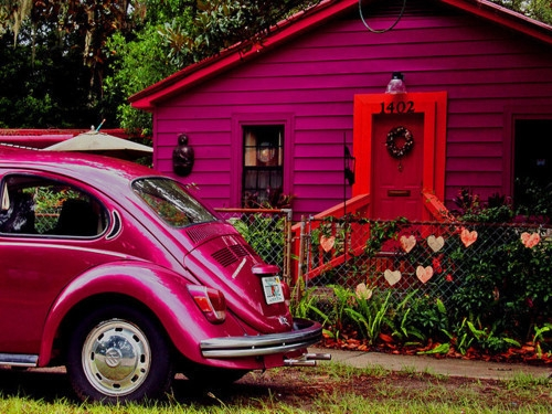 En renkli arabalar galerisi resim 7