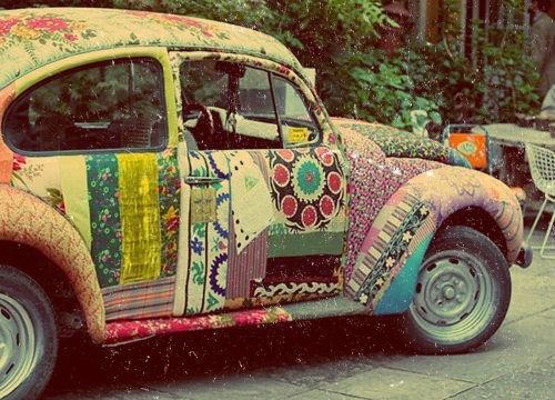En renkli arabalar 9