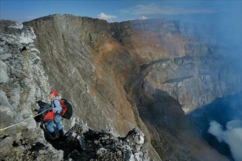 Nyiragongo Volkanı 12