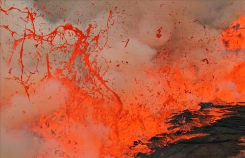 Nyiragongo Volkanı 3