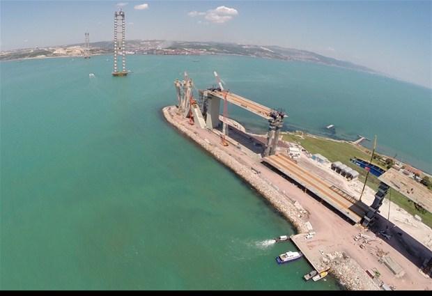 Körfez Köprüsü tasarruf sağlayacak 6