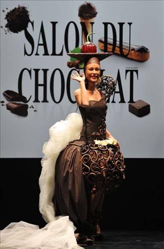 Çikolata tadında defile 8