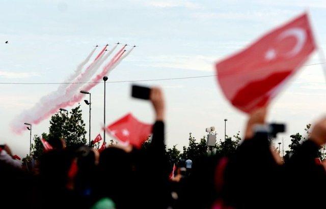 Yenikapı'da İstanbul'un Fethi'nin 562. Yılı Kutlamaları 2