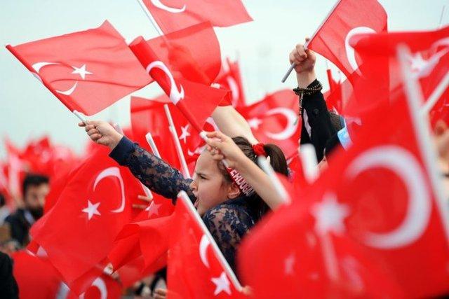 Yenikapı'da İstanbul'un Fethi'nin 562. Yılı Kutlamaları 3