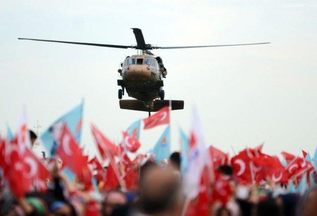Yenikapı'da İstanbul'un Fethi'nin 562. Yılı Kutlamaları 4