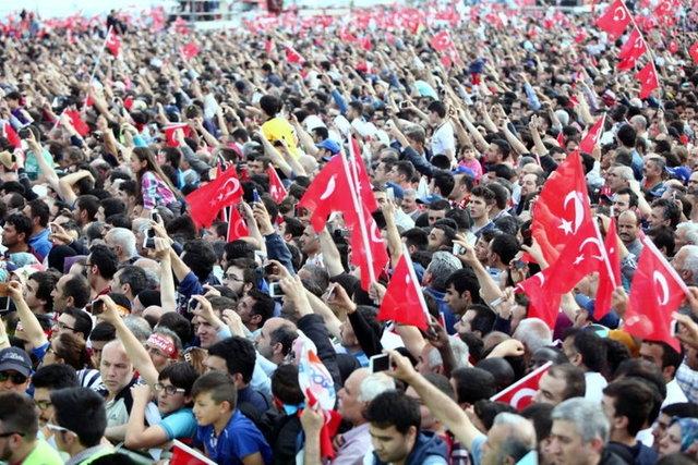 Yenikapı'da İstanbul'un Fethi'nin 562. Yılı Kutlamaları 8