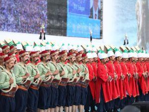 Yenikapı'da İstanbul'un Fethi'nin 562. Yılı Kutlamaları